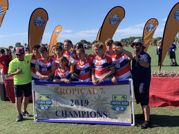 2019 FINAL MATCH RESULTS & STANDINGS | Tropical 7s